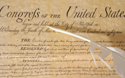 The US Constitution Alone Does Not Preserve Liberty