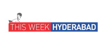 This week Hyderabad logo