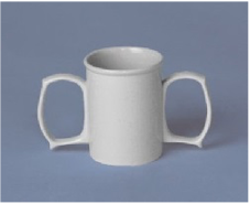 double handle cup