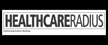 Healthcare radius logo