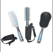 velcro grip brush