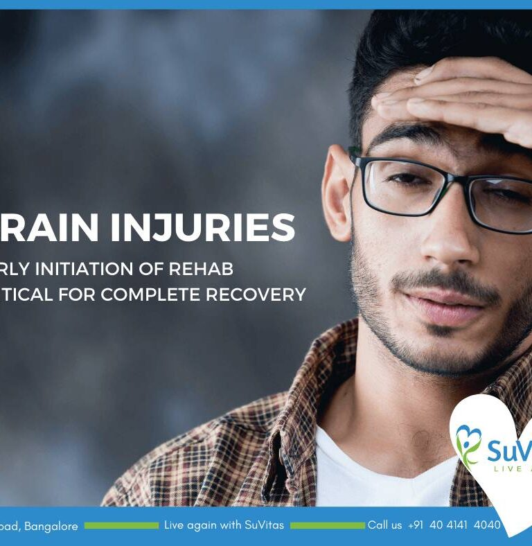 Brain injury recovery