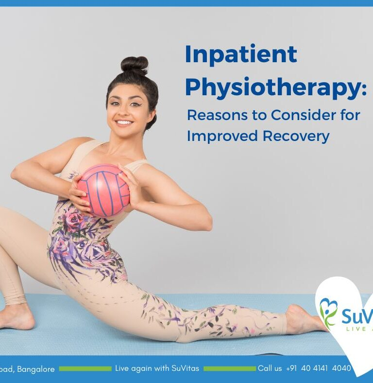 Inpatient physiotherapy