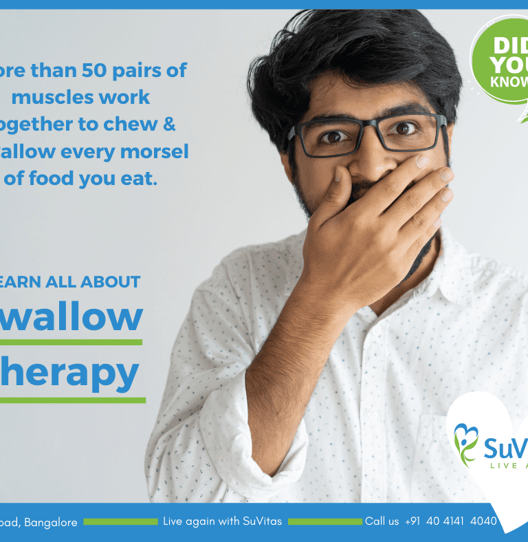 Swallow Therapy suvitas