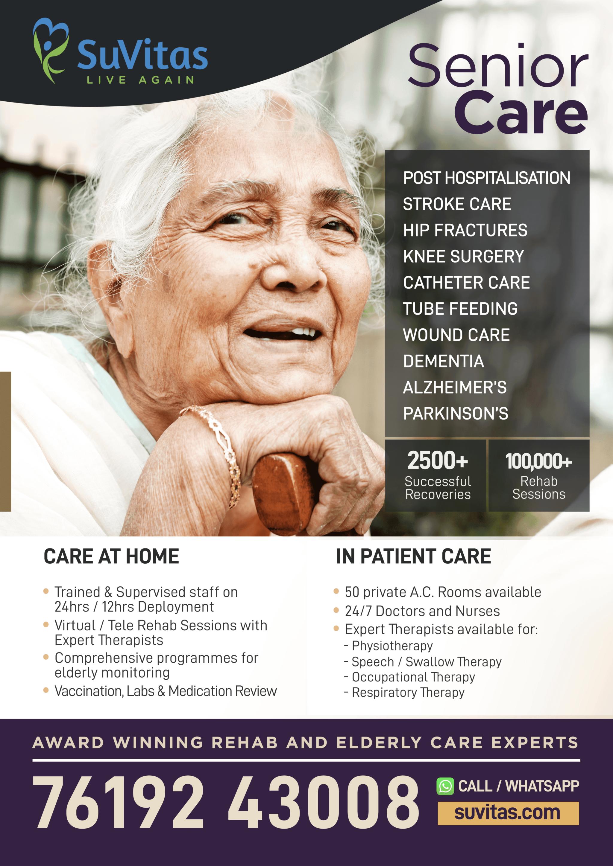 Senior Rehab Care