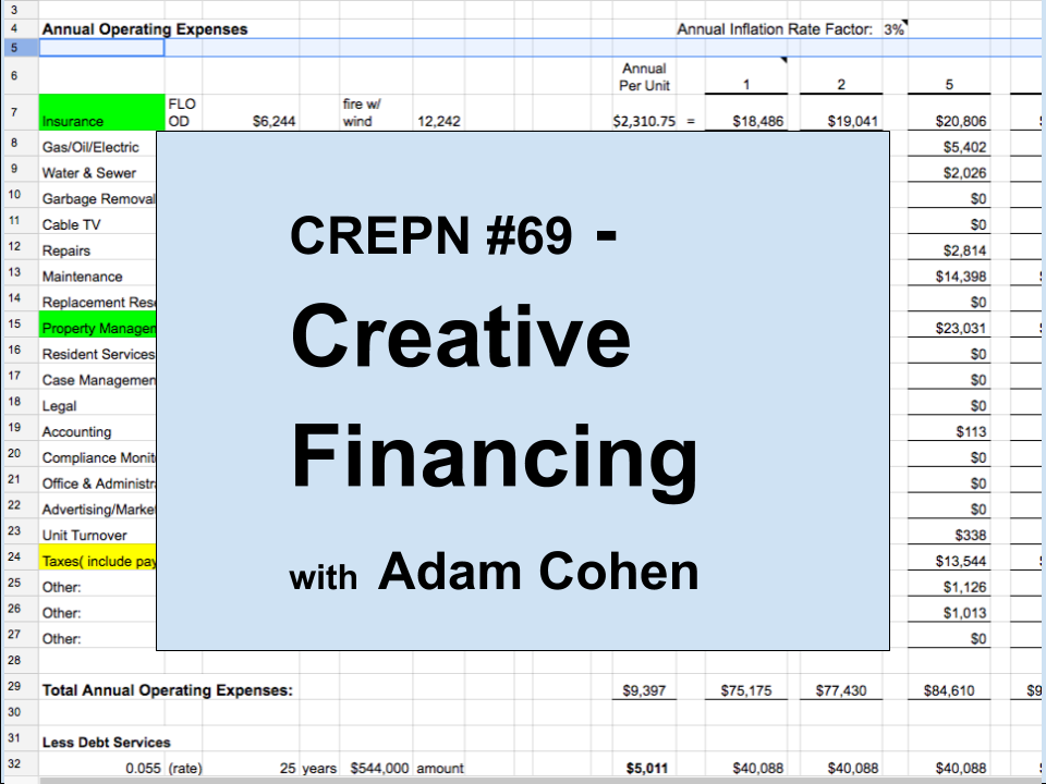 CREPN-69-Creative-Financing-with-Adam-Cohen
