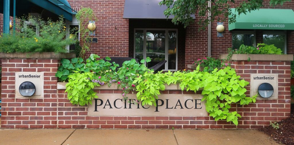 Pacific Place Senior Living in Webster Groves, St. Louis, Missouri