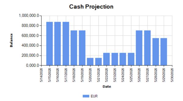 Cash Projection
