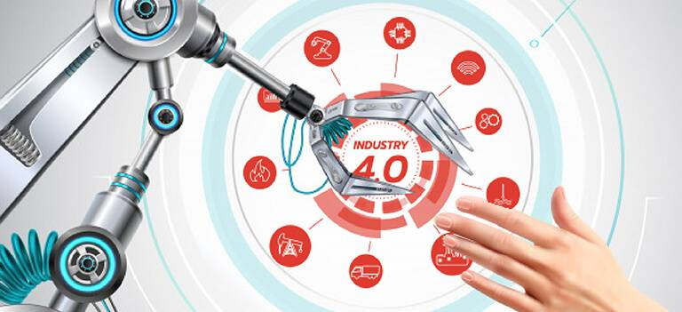 Industry 4.0 and Smart Factory Automation