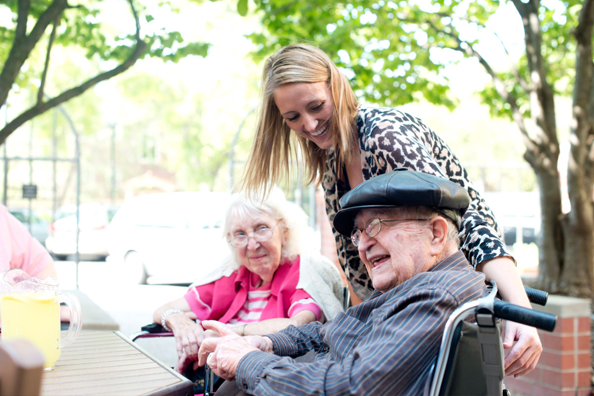 Personalized Care for Seniors