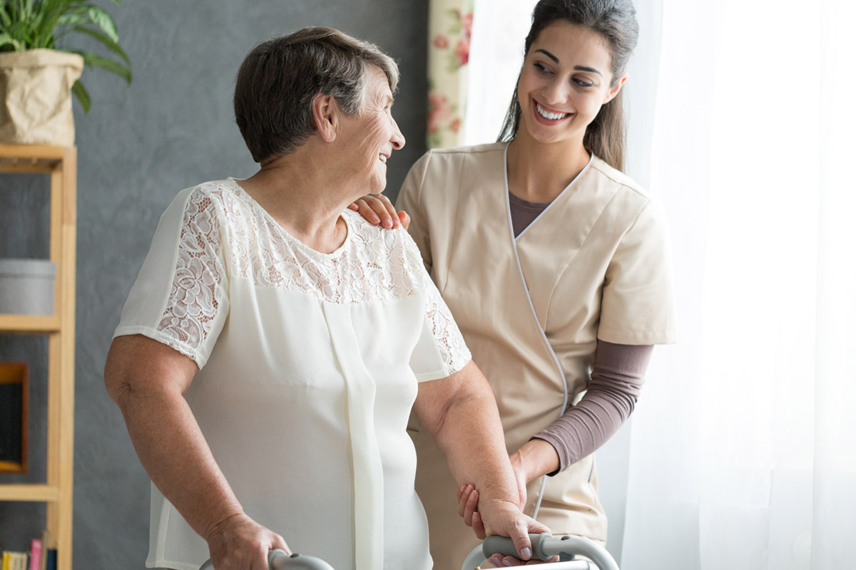 Enhanced Care Suites for Seniors
