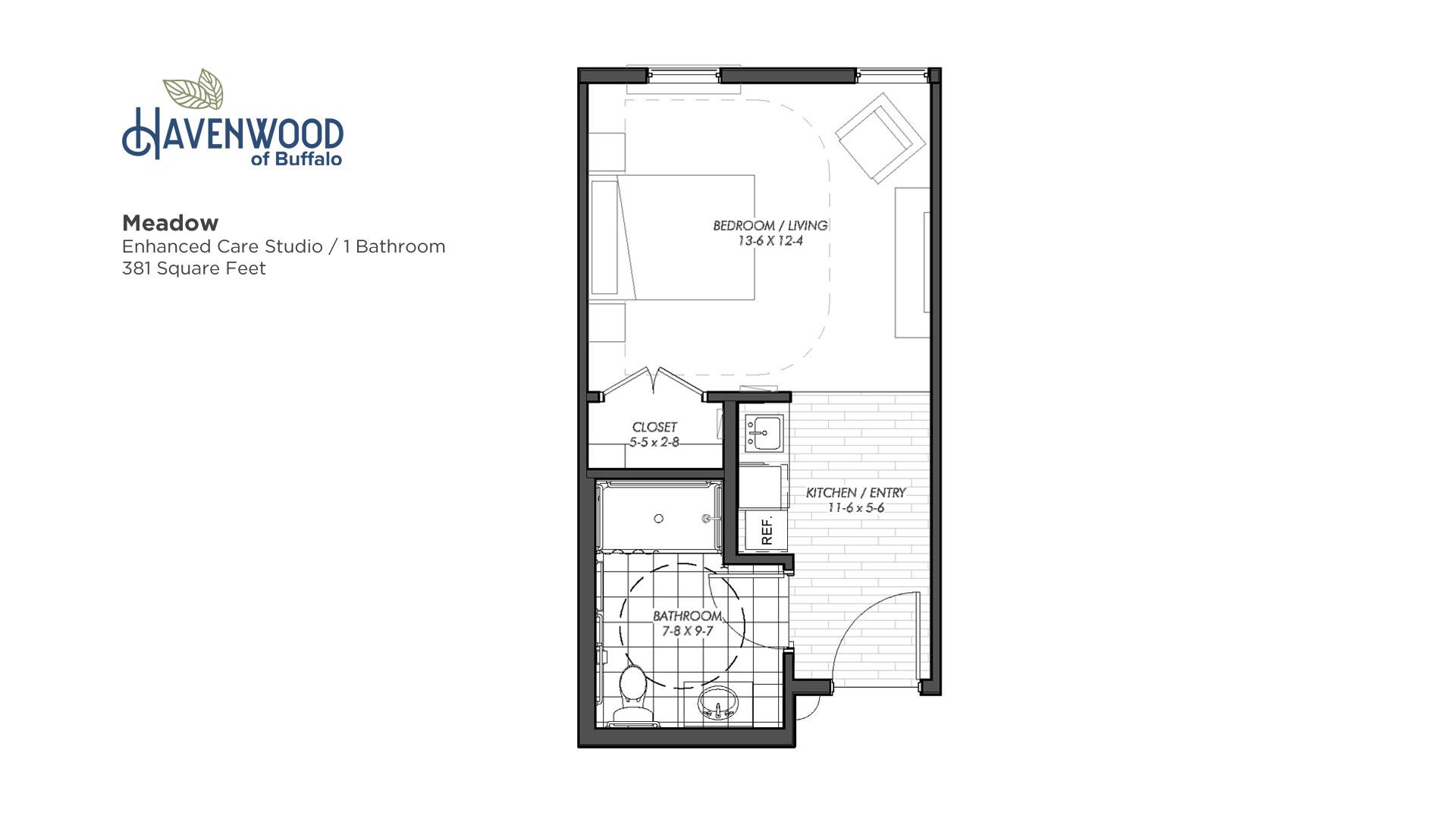 Havenwood of Buffalo Meadow Floor Plan