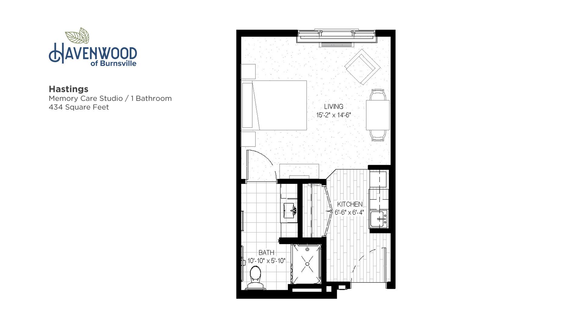 Havenwood of Burnsville Hastings Floor Plan