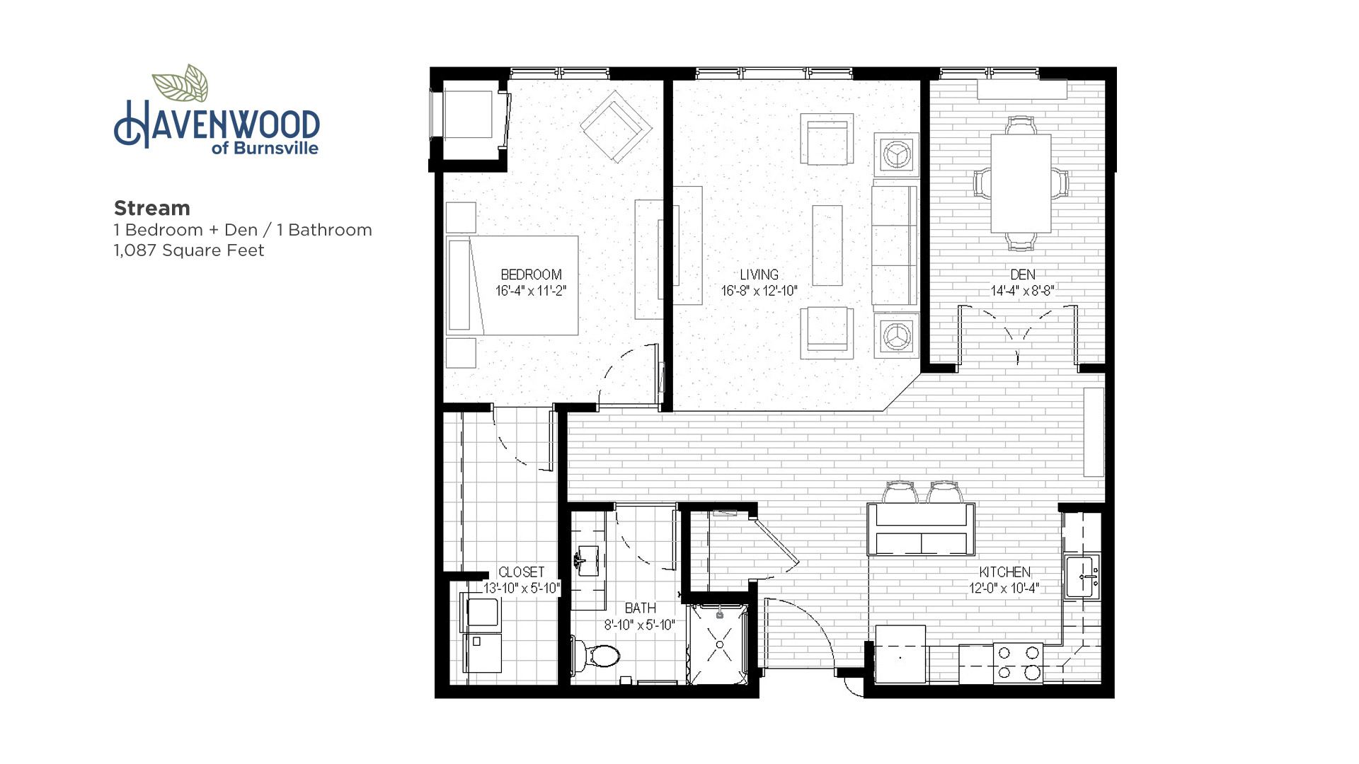 Havenwood of Burnsville Stream Floor Plan