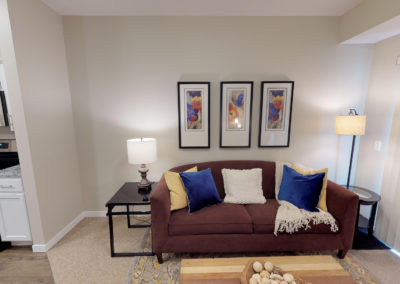 Havenwood of Burnsville Senior Living Apartment Living Room