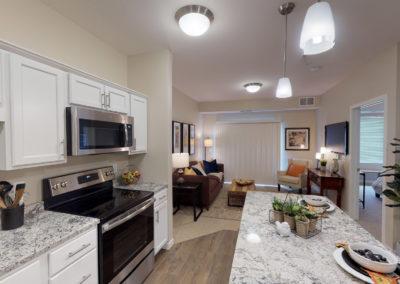 Havenwood of Burnsville Apartment Living Space
