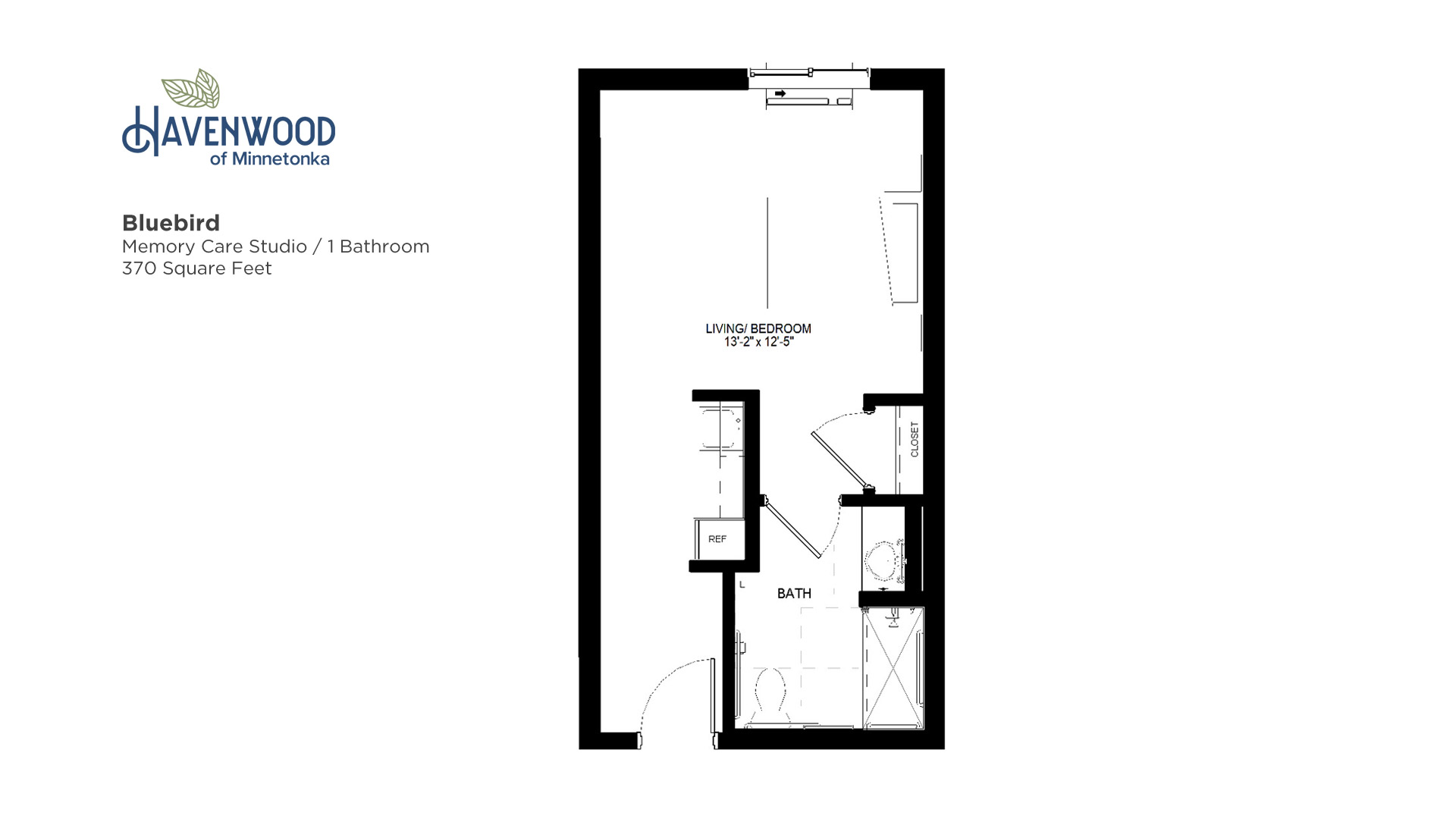Havenwood of Minnetonka Bluebird Floor Plan