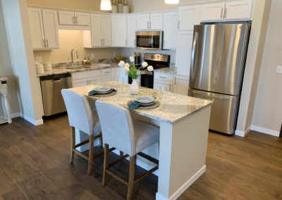 Havenwood of Burnsville Senior Living Apartment Kitchen