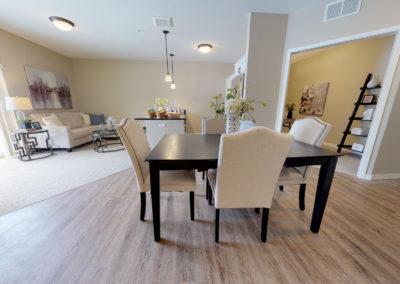 Havenwood of Minnetonka Apartment Dining Area