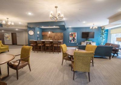 Havenwood of Minnetonka Club Room