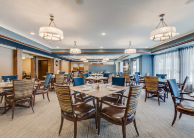 Havenwood of Minnetonka Community Dining Room