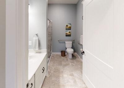 Havenwood of Minnetonka Memory Care Apartment Bathroom