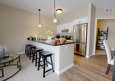 Havenwood of Minnetonka Senior Living Apartment Kitchen