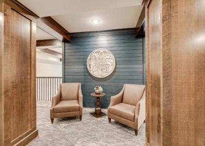 Havenwood of Onalaska Lobby Sitting Area