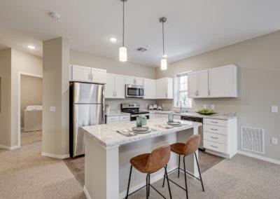 Havenwood of Onalaska Senior Living Apartment Kitchen