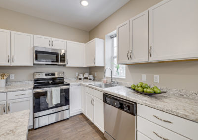 Havenwood of Onalaska Apartment Kitchen