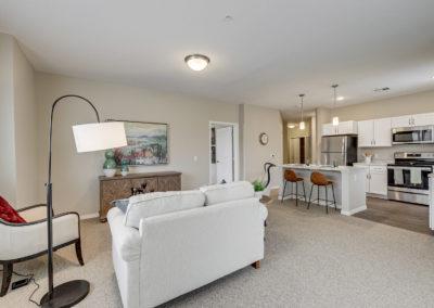 Havenwood of Onalaska Living Room & Kitchen
