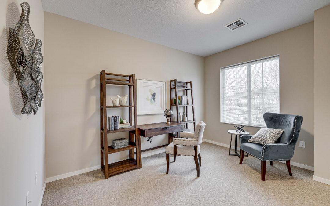 Havenwood of Onalaska Second Bedroom Office