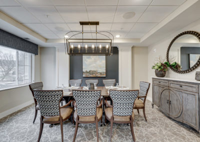 Havenwood of Onalaska Private Dining Room