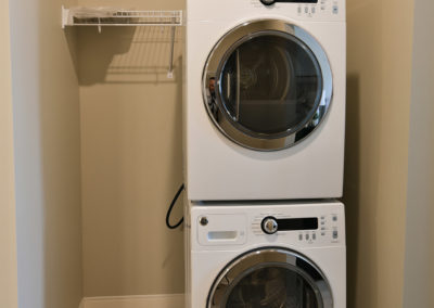 In-Unit Laundry at Havenwood of Richfield
