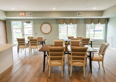 Havenwood of Richfield Memory Care Community Room