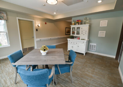 Havenwood of Richfield Memory Care Sitting Area