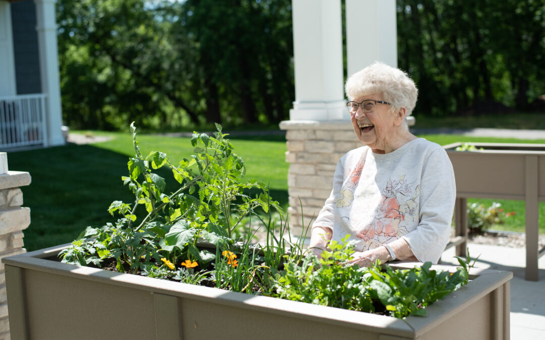 Fall savings: Assisted living is better living