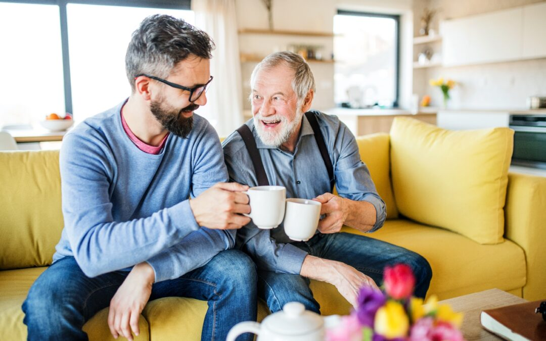 Hold On, We've Got You — on Transitioning to Senior Care