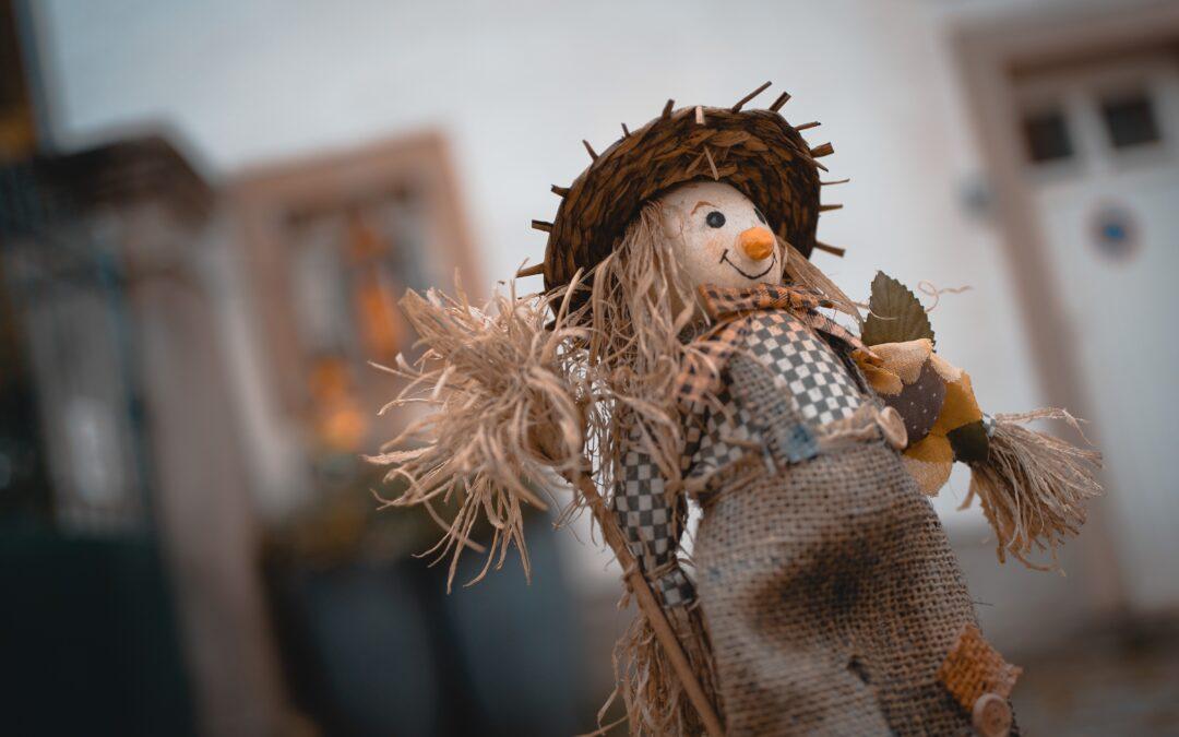 Drive-by Scarecrow Extravaganza