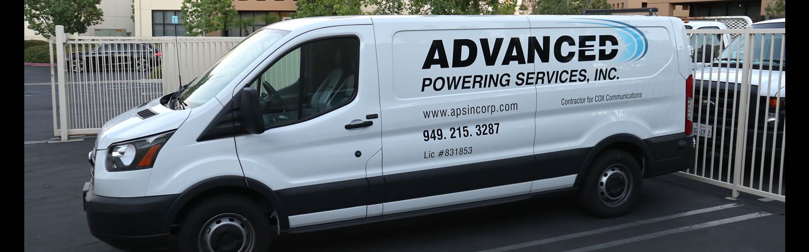 Advanced Powering Services