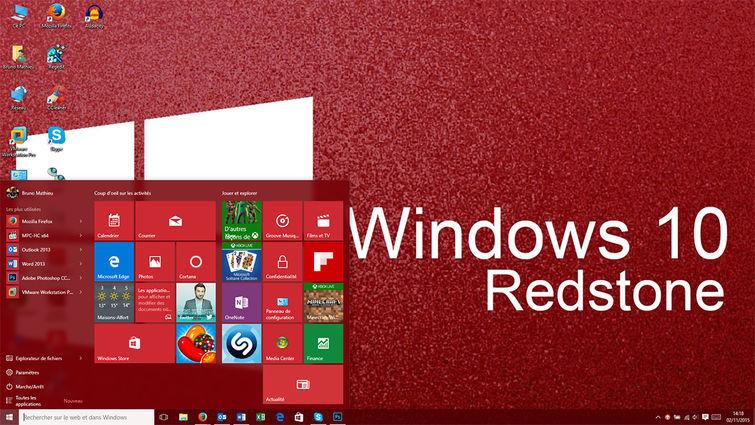 Windows 10 Redstone 2 and Redstone 3 Update in 2017
