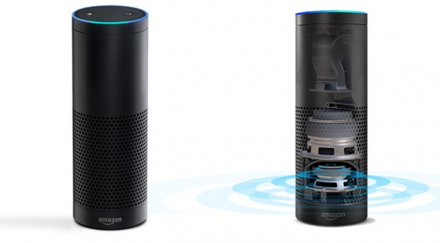 Echo speaker