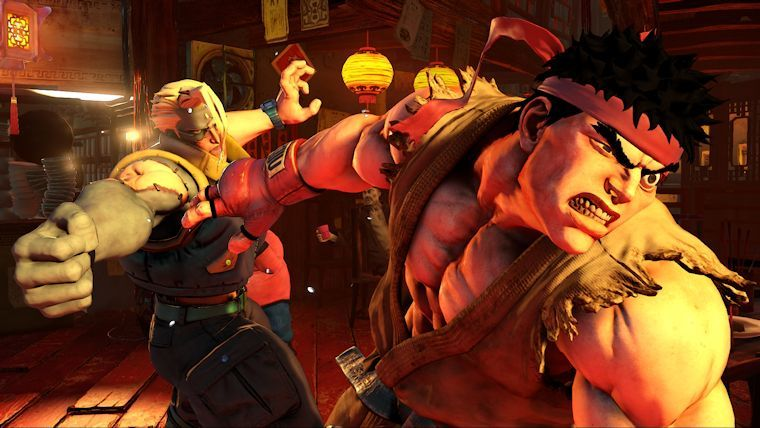 Capcom releases 'Street Fighter 5'