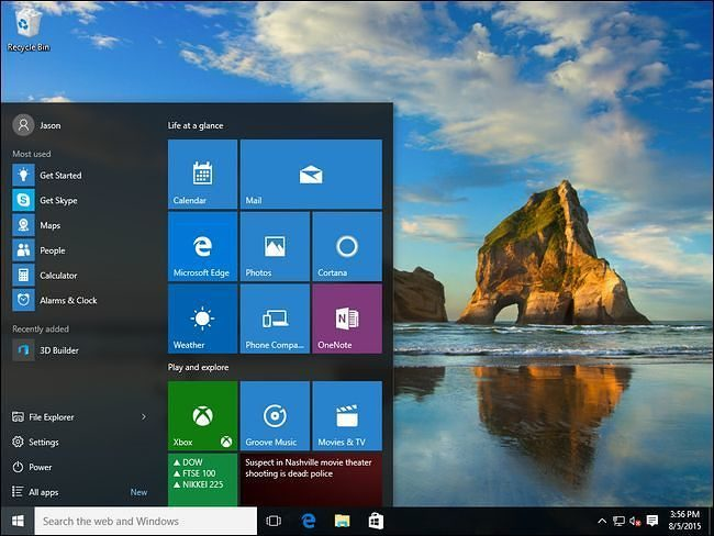 Windows 10 Upgrade Guide