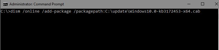 how-to-install-cab-file