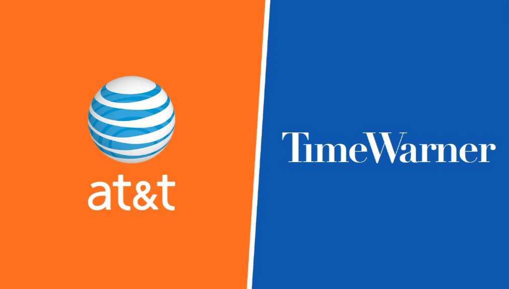 AT&T buying Time Warner