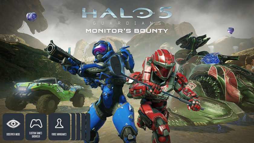 Monitor's Bounty update