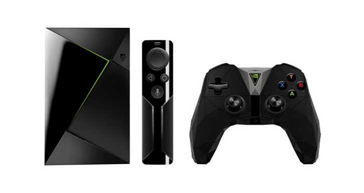 NVIDIA SHIELD 2017 edition