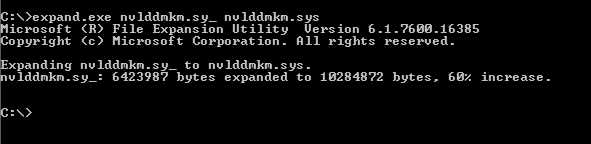 Command Prompt window (CMD)