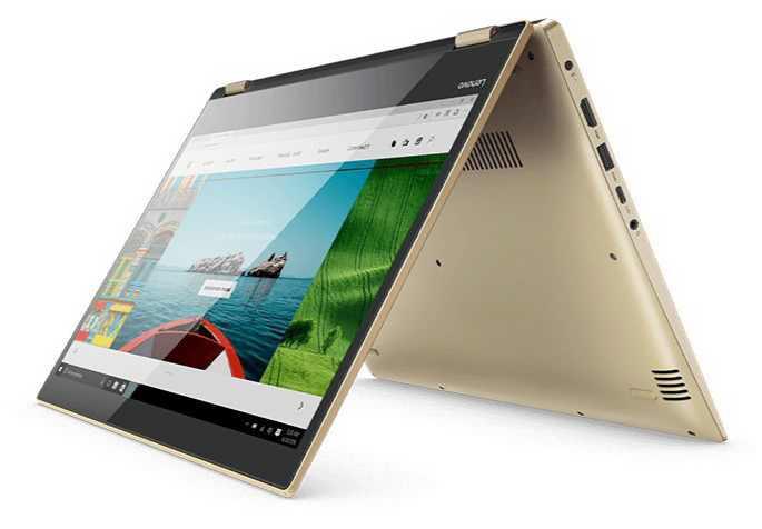 Lenovo Yoga 520 Windows 10 convertible notebook